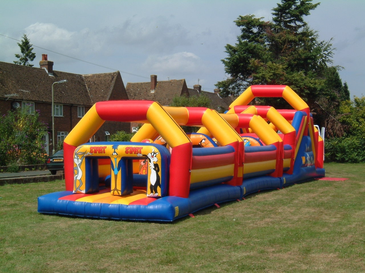 bouncy-castle-hire-cork-60-obstacle & Bouncy Castle Hire Marlboro Promotions Cork 0214890600 | Marlboro ...